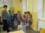 Divadýlko Kuba a návštěva dětí z MŠ - leden 2011
