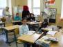 Mikuláš a čert ve škole - prosinec 2010