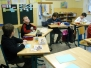 Vánoční posezení ve třídách - prosinec 2010