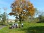 Vycházka školní družiny - říjen 2010